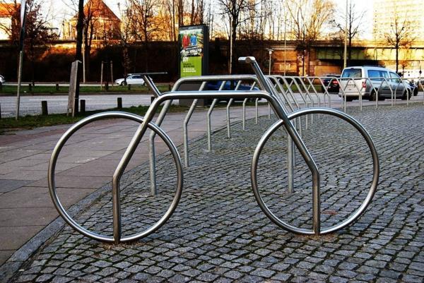 Fahrradstaender-für-mehere-Fahrräder--