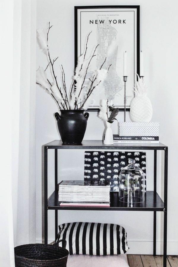 Flur-Möbel-moderne-Einrichtung-Wohnidee