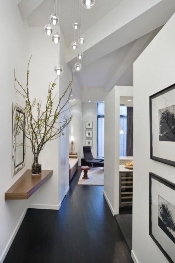 Flurgestaltung-Wohnideen-für-das-Interior-Design-Boden-Holz