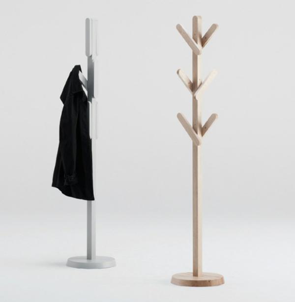 Kleiderstnder Aus Holz Effektvolle Modelle Archzinenet