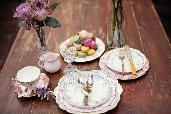 Hochzeitsdeko-für-Tisch-wunderschöne-stilvolle-Ideen