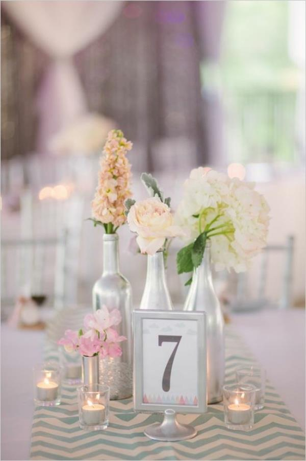 Vintage Table Decoration For The Wedding 100 Fascinating Ideas
