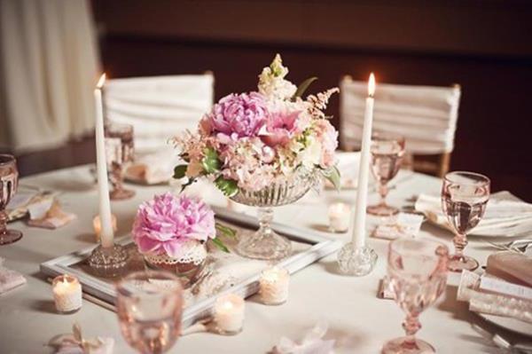 Hochzeitsideen-für-eine-unvergessliche-Hochzeit-Tischdeko---