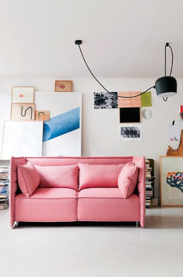 -Ideen-Wandgestaltung-Wohnzimmer-Interior-Design-schöne-Ideen-