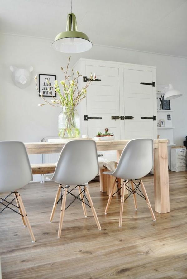 Interior-Design-Ideen-Bodenbeläge-aus-Holz-Design-in-der-Küche