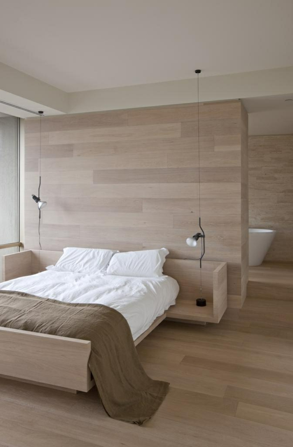 120 raumdesigns mit holzboden - Bodenbelage schlafzimmer ...