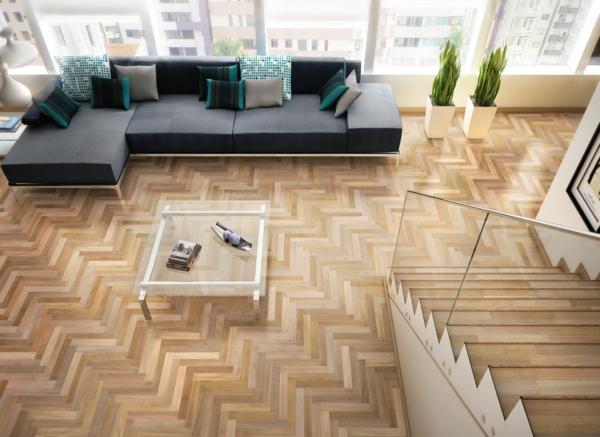 Interior-Design-Ideen-Bodenbelag-aus-Holz--modernes-Wohnzimmer
