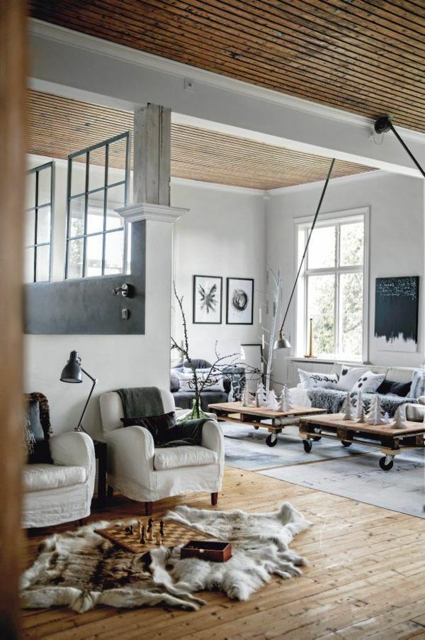 Interior-Design-Ideen-Bodenbelag-aus-Holz