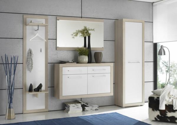 --Interior-Design-Ideen-Flurmöbel-aus-Holz