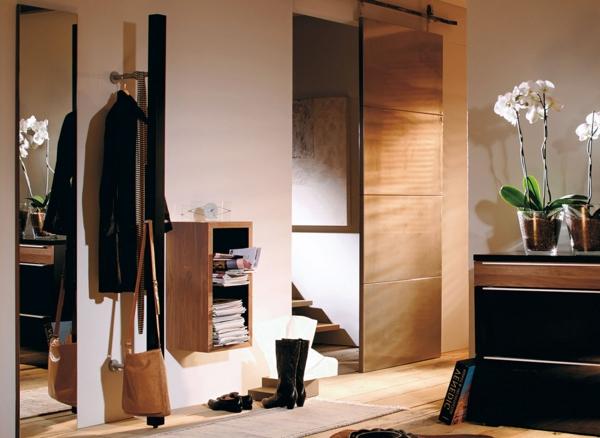 Interior-Design-Ideen-schöne-Dielenmöbel-aus-Holz