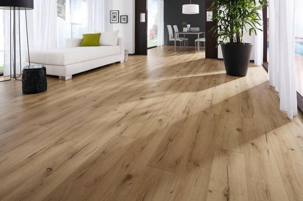 moderner laminatboden - 130 schöne beispiele! - archzine, Wohnideen design