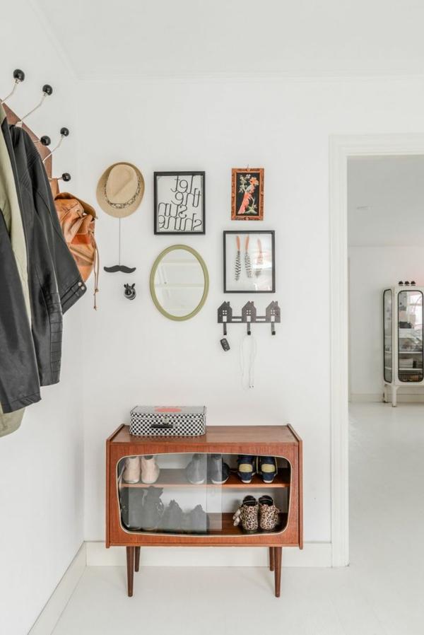 Kreative-Gestaltung-für-den-Flur-Wohnidee--