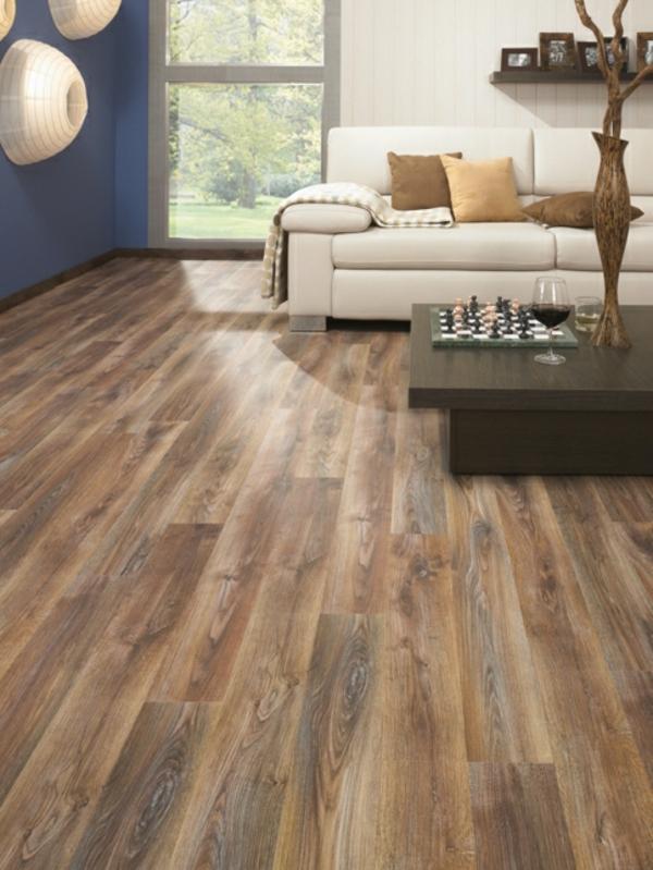Laminat-Fußbodenheizung-Wohnidee-Interior-Design