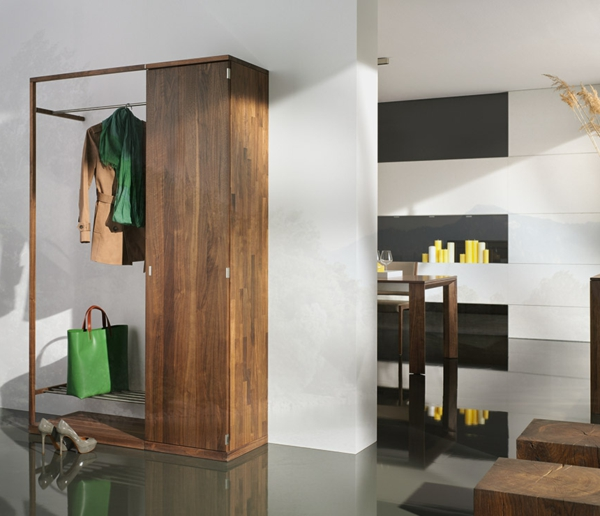 -Luxus--Design-Wohnideen-für-Zuhause-Flur-mit-modernen-Möbeln