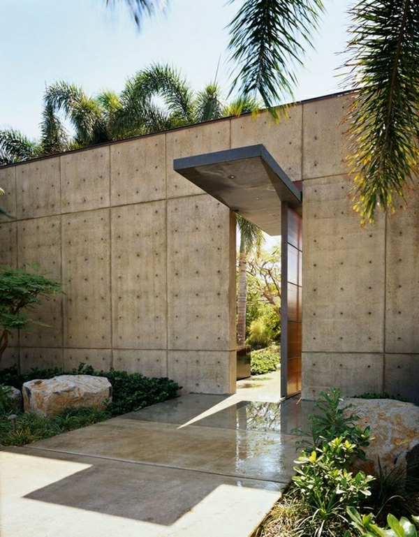 Luxus-Eingang-mit-Überdachung-Exterior-Design