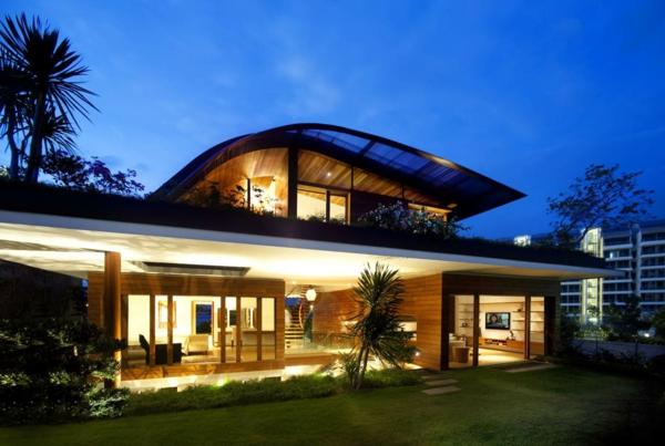 -Luxus-Eingang-mit-Überdachung-moderne-Architektur-Luxus-Design-Eingang-