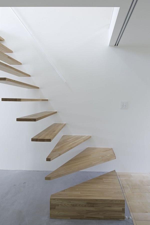 Luxus-Interior-Design-Ideen-faszinierende-Innentreppe--freistehend