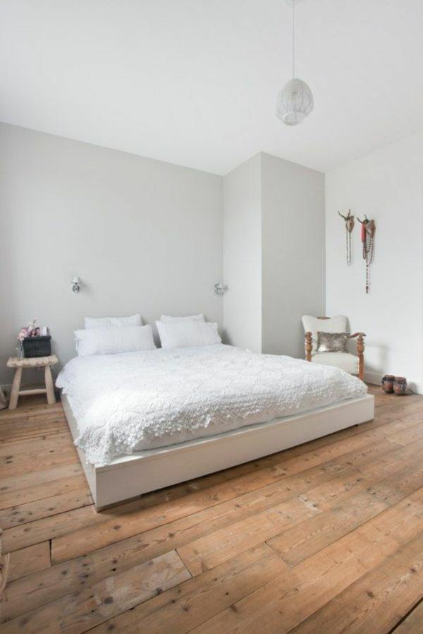 Schlafzimmer-einrichten-Interior-Design-Ideen-Bodenbeläge-aus-Holz