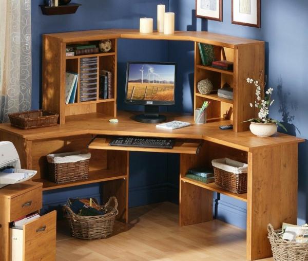 Schreibtisch-Holz-moderne-Schreibtische--Design