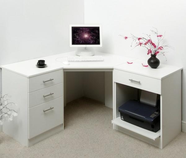 Schreibtisch-Holz-moderne-Schreibtische-in-Weiß--