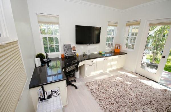 Schreibtisch-Schwarz-elegantes-Design-Schreibtisch