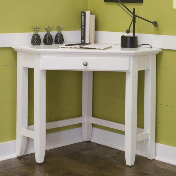 Schreibtisch-für-die-Ecke-Schreibtisch-Weiss