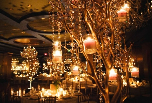 Gold Party Decoration Ideas