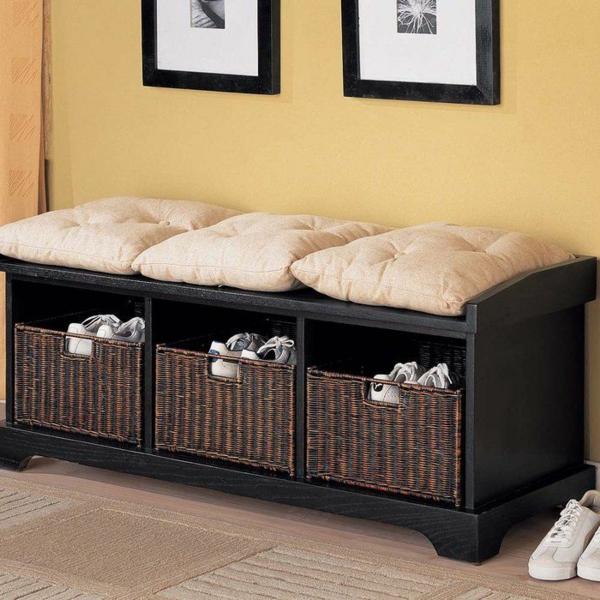 sitzbank f r flur 110 merkw rdige ideen. Black Bedroom Furniture Sets. Home Design Ideas