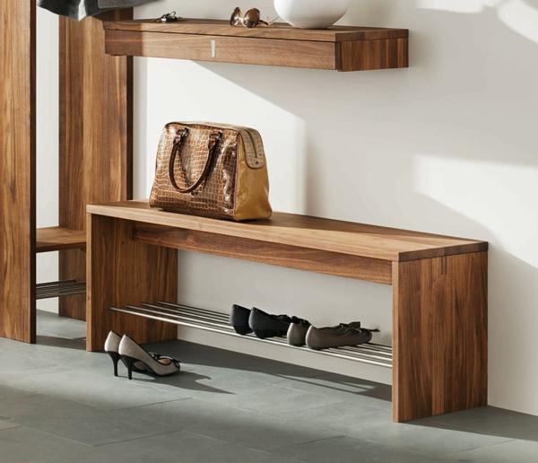 sitzbank flur ikea ikea ikeahack 2 metod cabinets with nodsta doors idee flur gestalten ikea. Black Bedroom Furniture Sets. Home Design Ideas