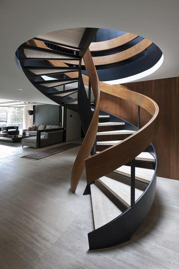 innentreppen 100 erstaunliche fotos. Black Bedroom Furniture Sets. Home Design Ideas