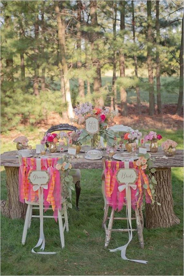 --Tischdeko-Hochzeit-Hochzeitsideen-Vintage-Tischdeko-Ideen-