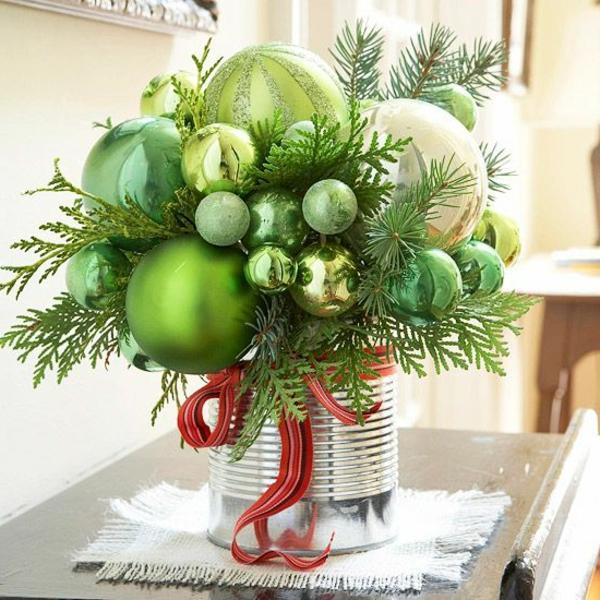 Tischdeko weihnachten ideen  Tischdeko zu Weihnachten - 100 fantastische Ideen! - Archzine.net