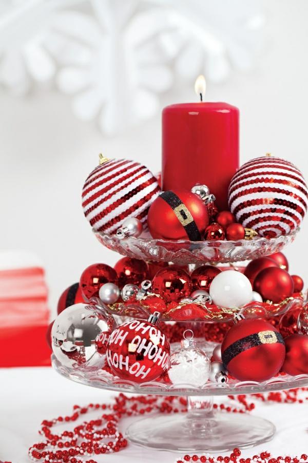 Tischdeko-Weihnachten-Weihnachtsideen-Tischdeko-Ideen-Rot