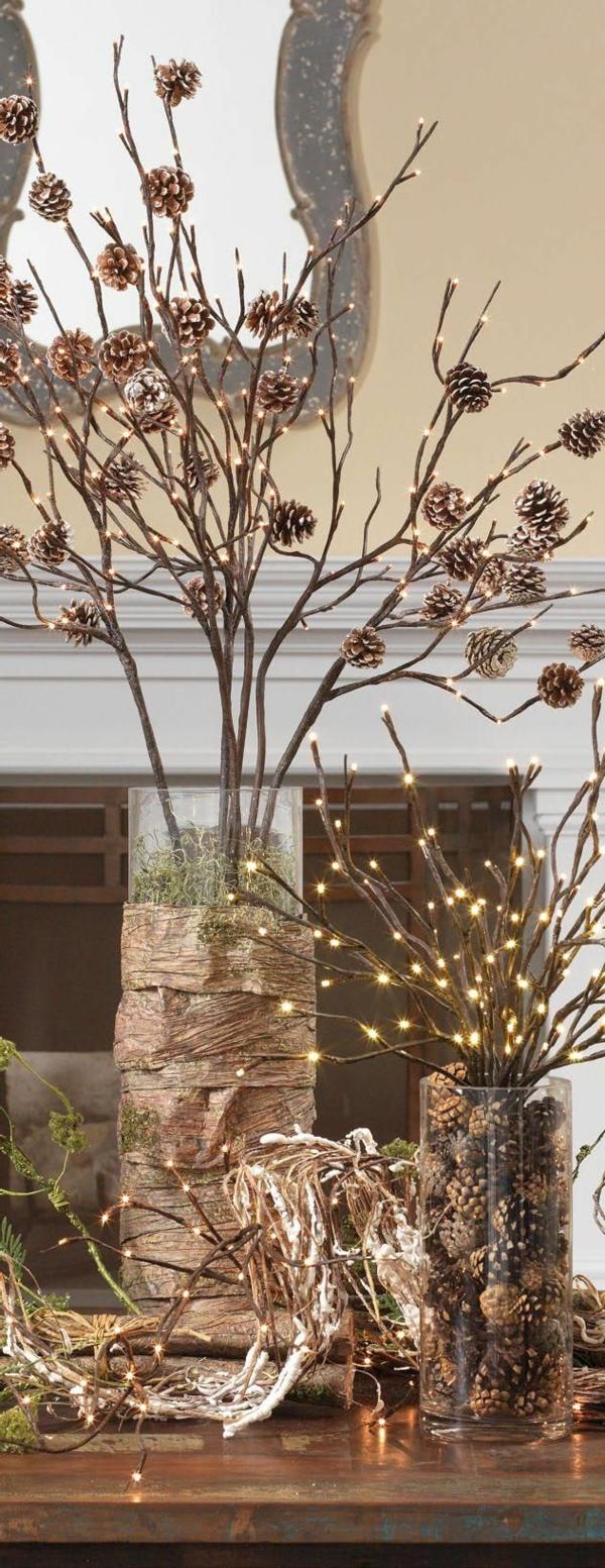 Balkon weihnachten idee for Weihnachtsideen 2014