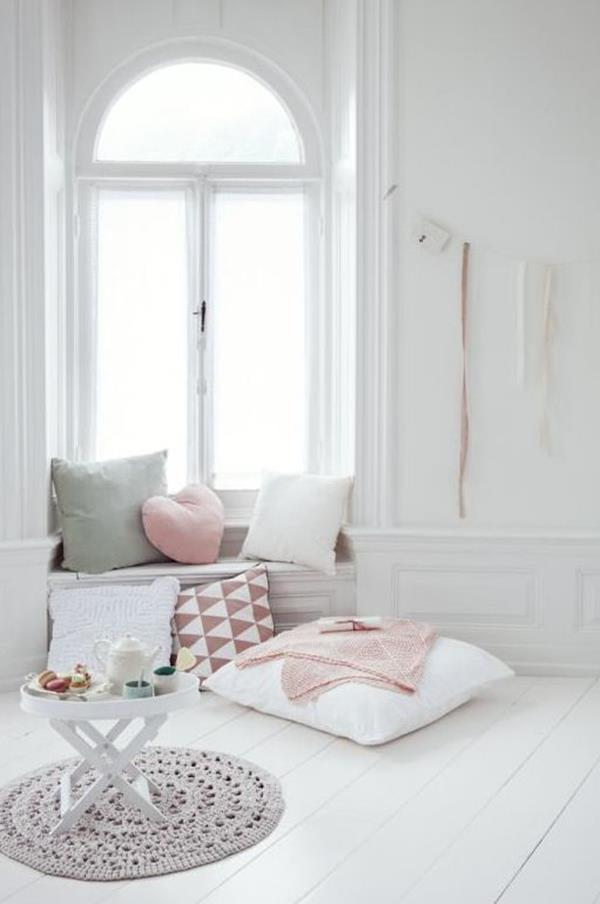 Wandfarbe-Wohnzimmer-Interior-Design-Idee-weiße-Wandfarbe