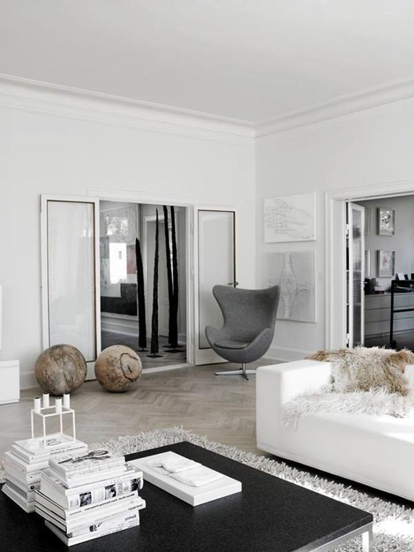 -Wandgestaltung-Wohnzimmer-schöne-Interior-Design-Ideen-