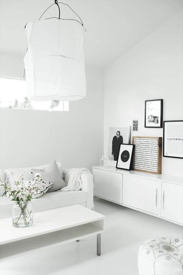 Wandfarbe Weiß U2013 Stilvoll Und Immer Modern!