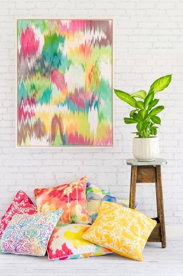 Wandgestaltung-fürs-Wohnzimmer-mit-einem-faszinierendem-Bild-an-der-Wand