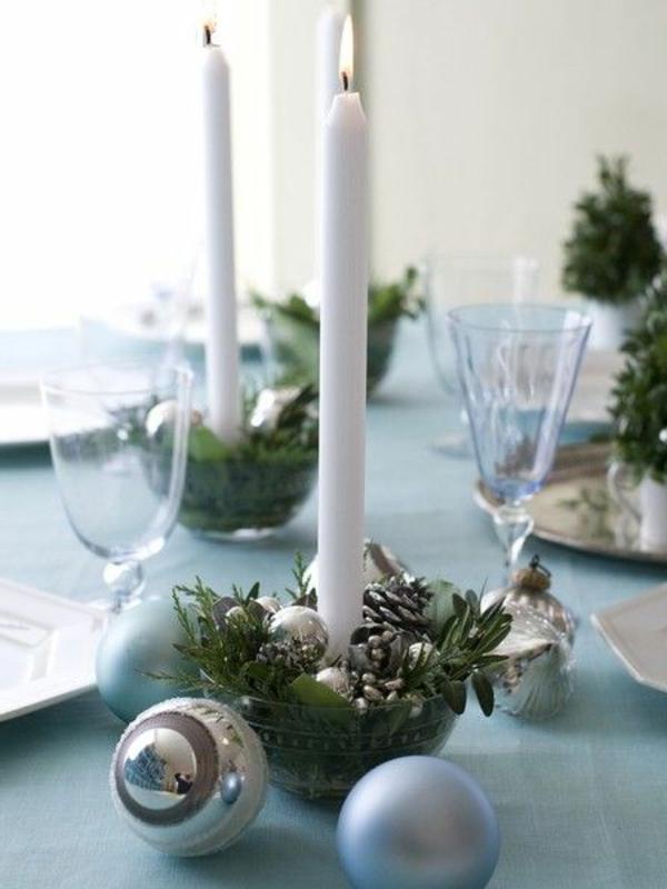 weihnachtsdeko fantastische elegante und stilvolle ideen zur - Fantastisch Weihnachtsdeko Ideen