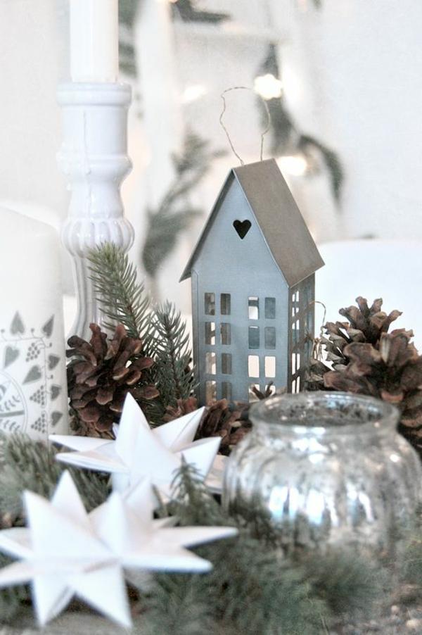 Tischdeko zu Weihnachten - 100 fantastische Ideen