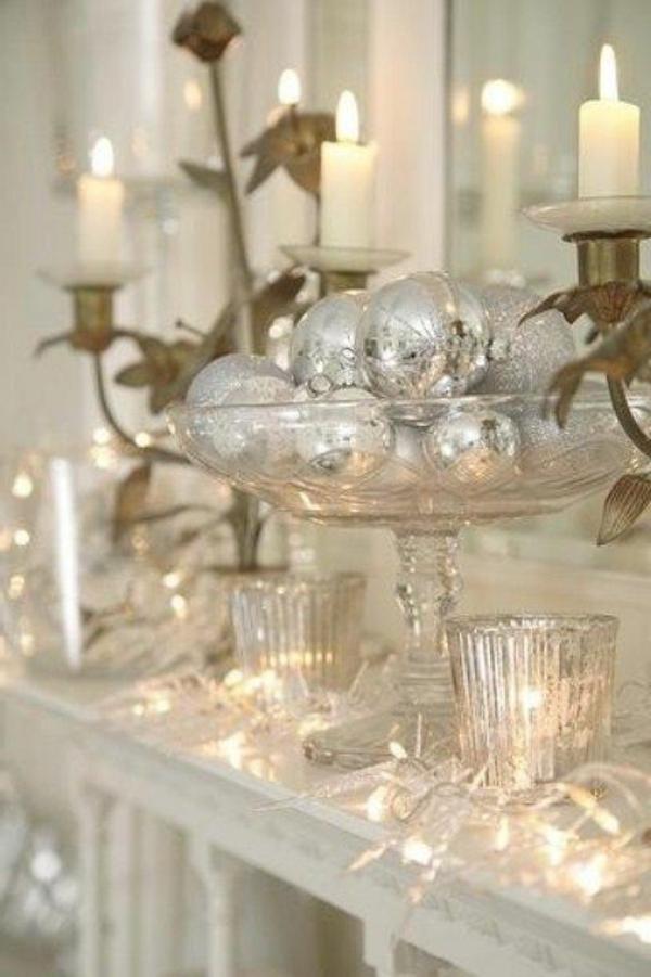 ... -günstig-Weihnachtsdeko-selber-machen-Deko-für-Tisch-in-Weiß