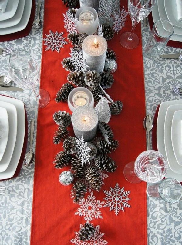 Weihnachtsdeko-günstig-Weihnachtsdeko-selber-machen-Deko-für-Tisch