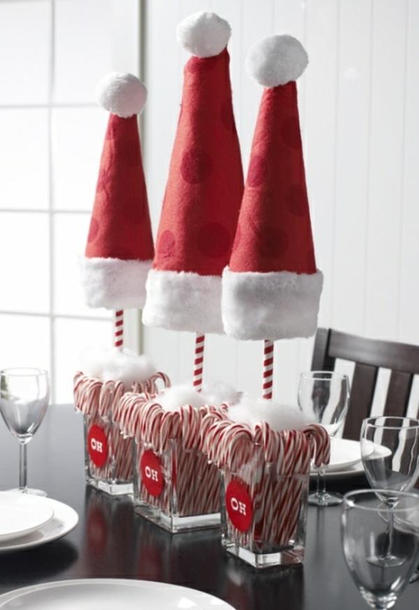 Weihnachtsdeko-selber-basteln-effektvolle-Ideen