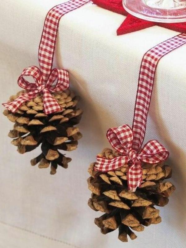 Weihnachtsdekorationen-selber--basteln-Zapfen