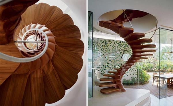 Windeltreppe-mit-ultra-modernem-erstaunlichem-Design