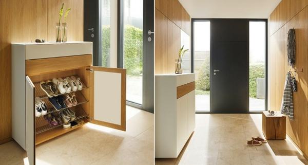 -Wohnideen-für-Zuhause-Flur-mit-modernen-Möbeln-