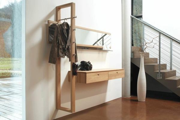 -Wohnideen-für-Zuhause-Flur-mit-modernen-Möbeln--