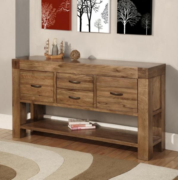 Wohnideen-für-Zuhause-Flur-mit-modernen--Möbeln