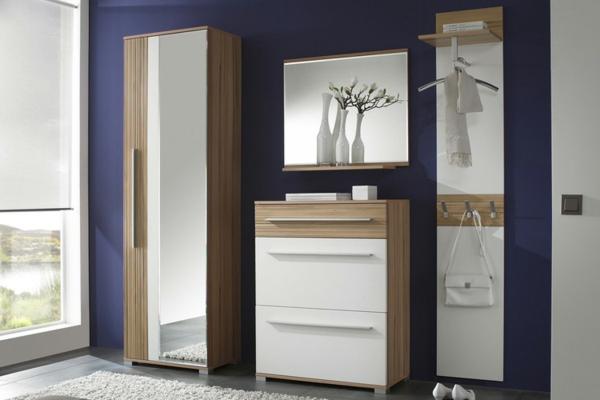 Wohnideen-für--Zuhause-Flur-mit-modernen-Möbeln