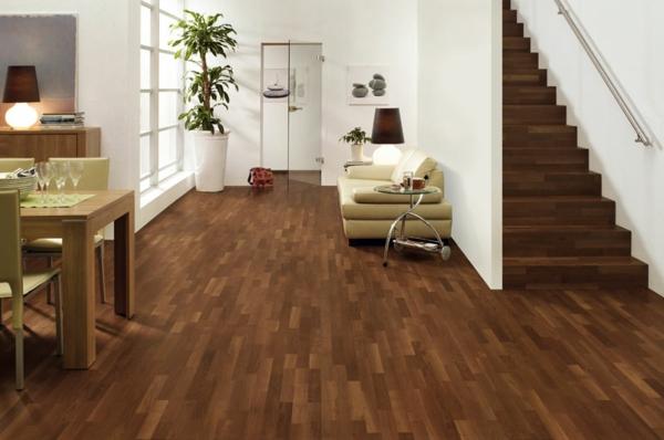 Wohnideen-für-Zuhause--Interior-mit-Holzboden-
